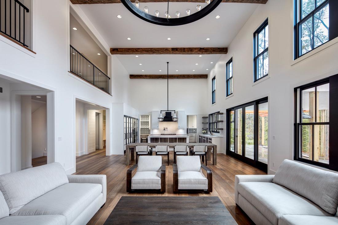 Luxury custom home builder in Birmingham MI
