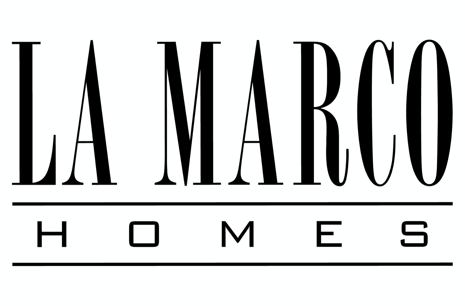 La Marco Homes Logo